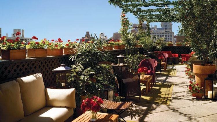 Gramercy Park Rooftop